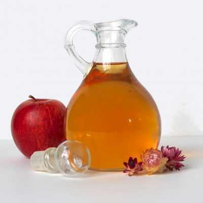 Relieve Heartburn with Apple Cider Vinegar